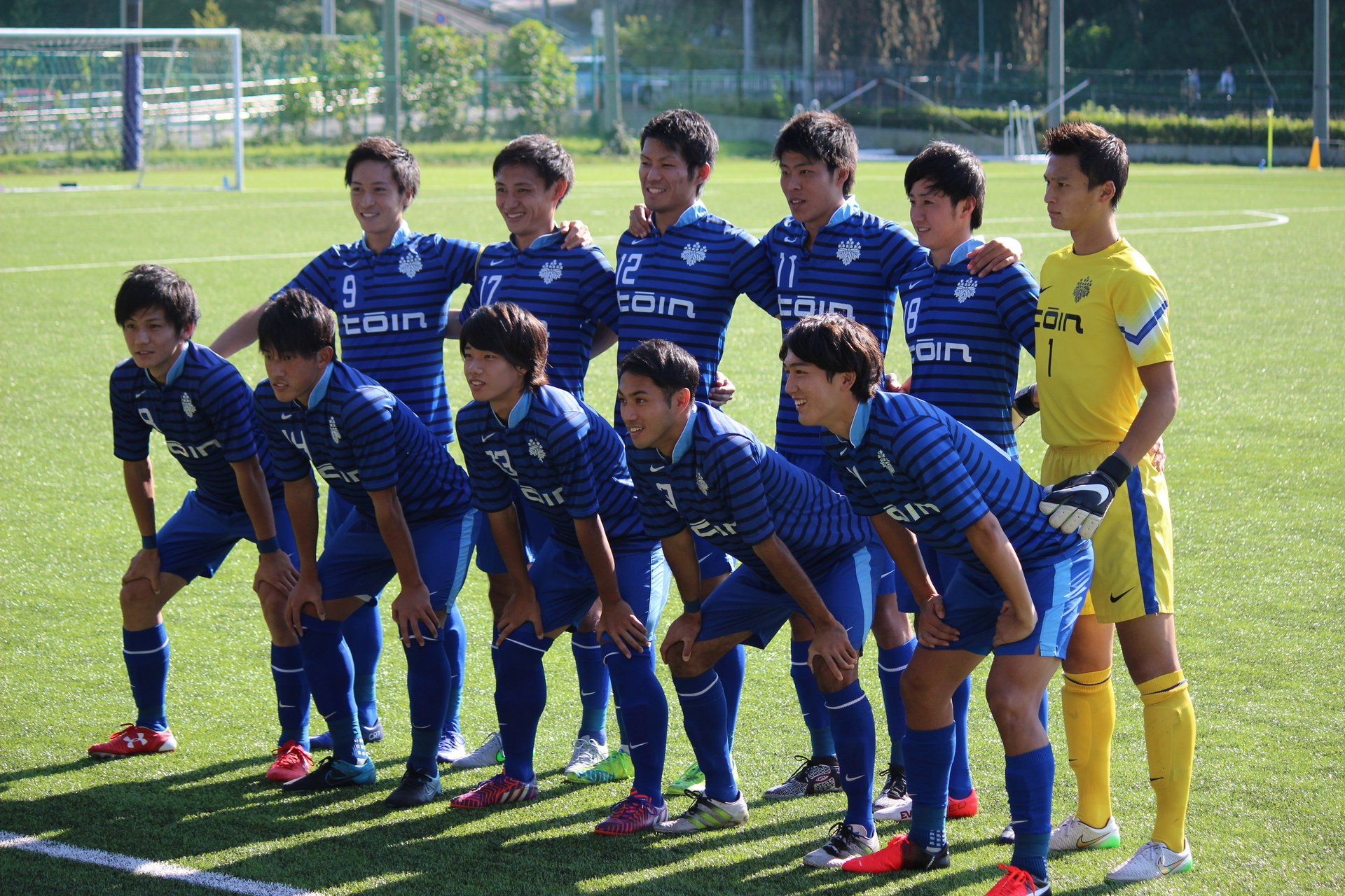 桐 蔭 横浜 大学 サッカー